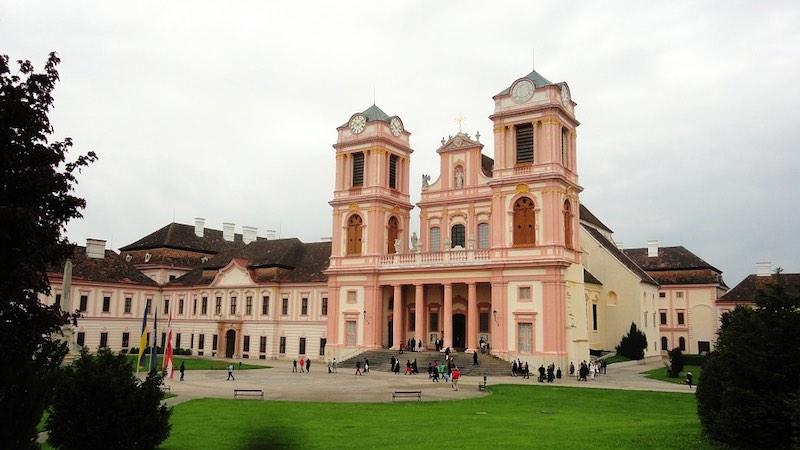 Krems, visitare Abbazia di Göttweig