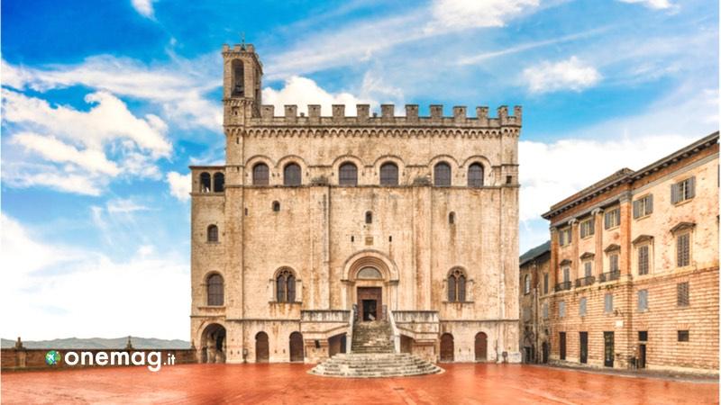 Gubbio, il Palazzo Consoli