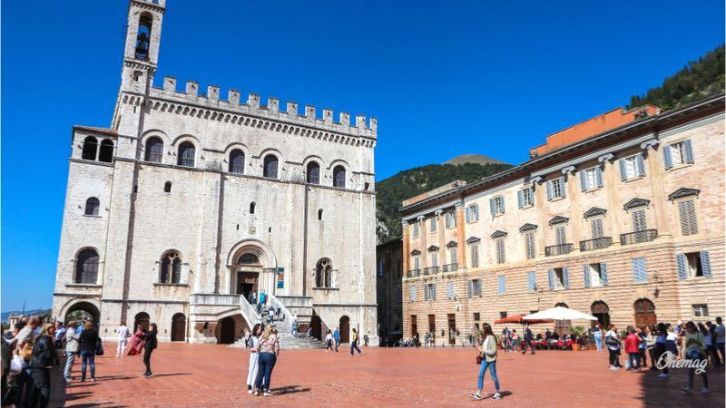 Cosa vedere a Gubbio, Palazzo Ducale