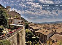 Gubbio, il magico borgo medievale del monte Ingino
