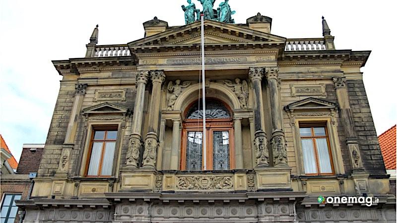 Haarlem, il museo Teylers Museum
