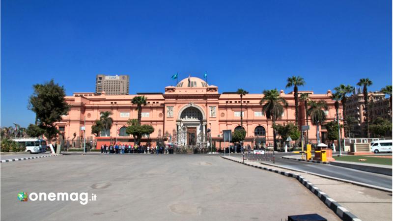 Il Cairo, Museo Egizio