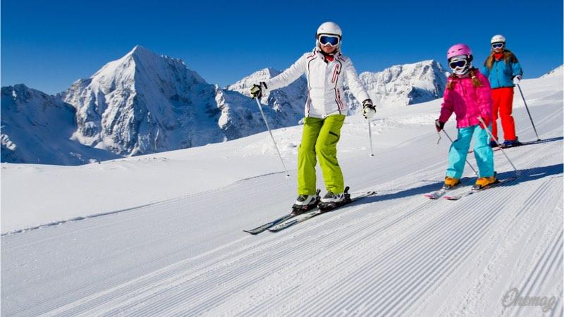Imparare a sciare in Valle d'Aosta