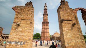 Qutb Minar a Nuova Delhi
