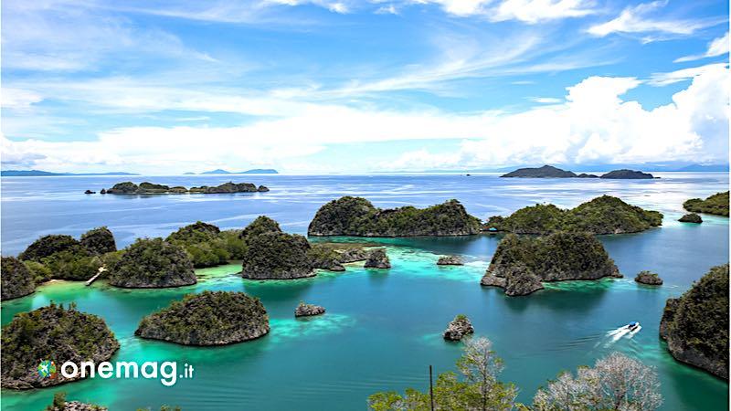 Indonesia, Isole Raja Ampat