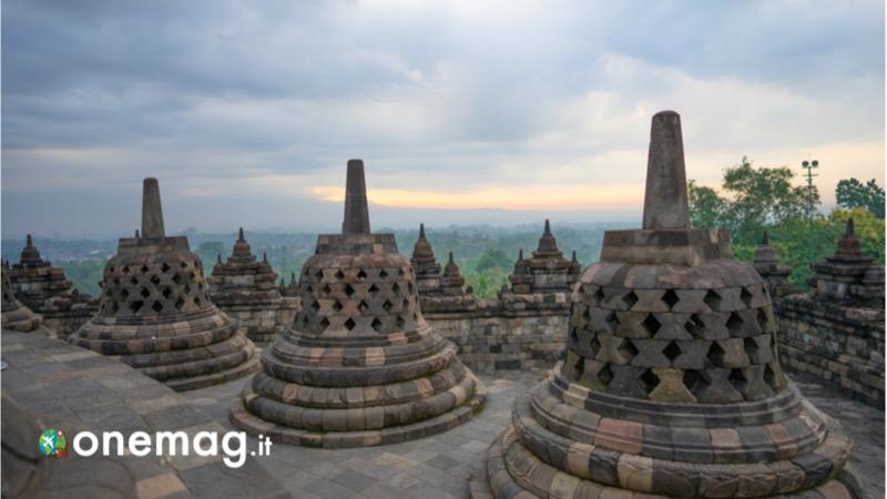 Il tempio Borobudur