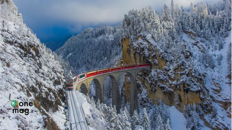Informazioni sul Trenino Rosso del Bernina