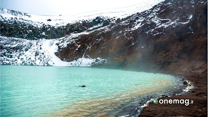 Islanda, Askja