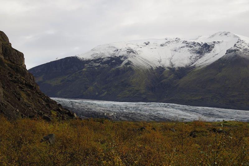 Islanda, visitare Vatnajökull National Park