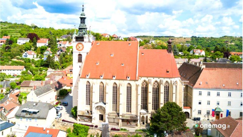 Krens, Piaristenkirche