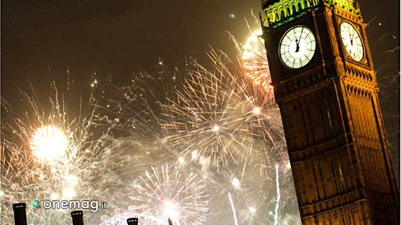 Capodanno a Londra, Big Ben