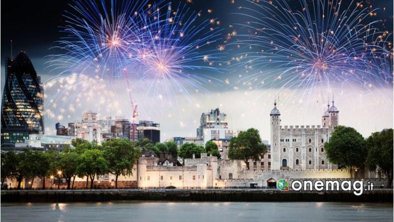 Trascorrere il Capodanno a Londra
