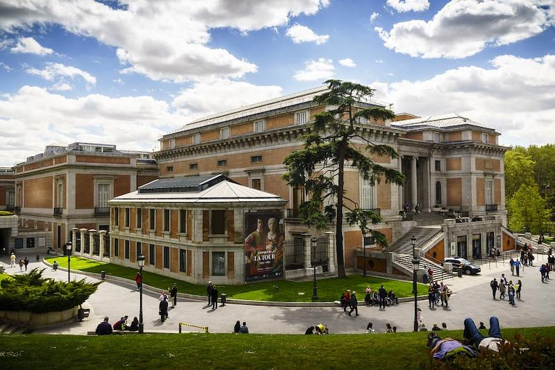 Madrid, vedere Museo del Prado