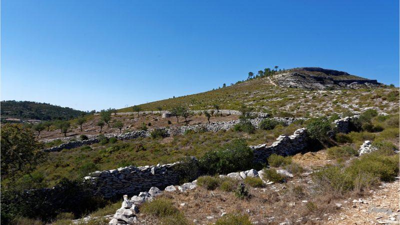 Santarèm, Parco Naturale Serras de Aire e Candeeiros