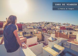 Visitare la Medina di Tangeri