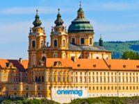 L'Abbazia di Melk, in Austria, il Patrimonio UNESCO