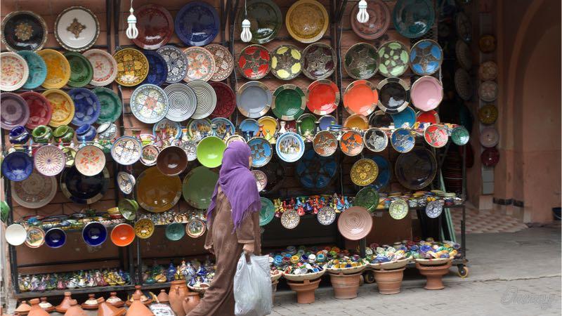 Tangeri, il mercato