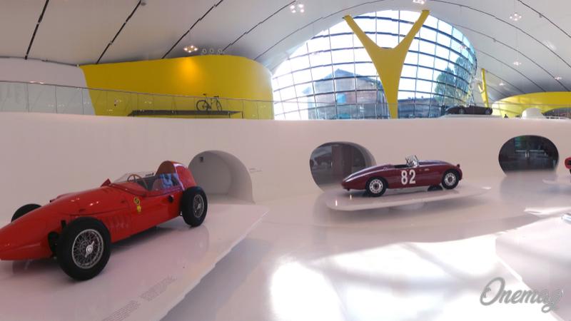 Cosa vedere a Modena, Museo Enzo Ferrari