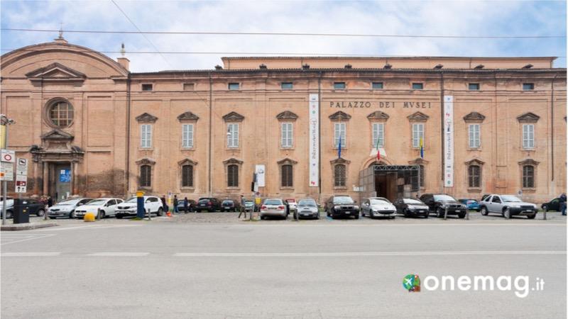 Cosa visitare a Modena, il Palazzo dei Musei