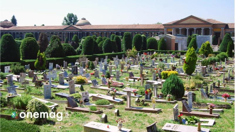 Cosa vedere a Modena, il cimitero di San Cataldo