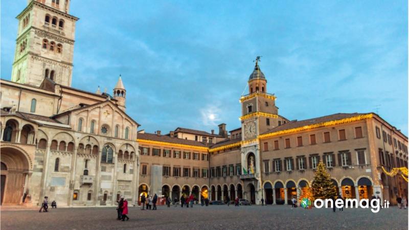 Cosa visiatre a Modena, il Palazzo Comunale