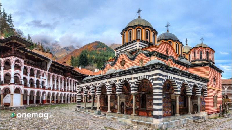 Monastero di Rila, Bulgaria