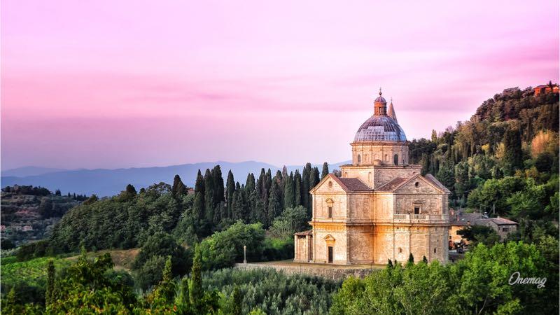 Cosa vedere a Montepulciano, la Chiesa di San Biagio