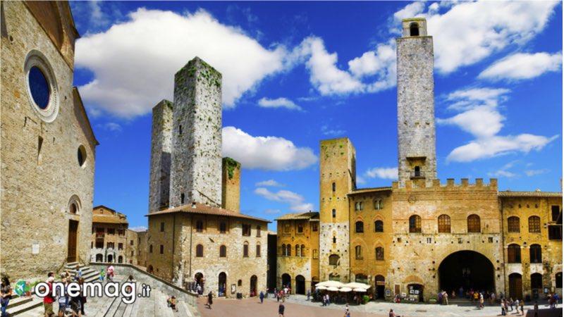 Cosa vedere a San Gimignano, municipio