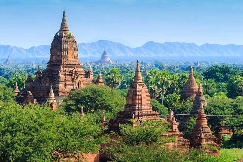 Myanmar, viaggio nei paesi orientali
