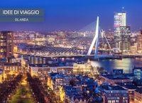 Olanda, idee di viaggio tra Amsterdam e Rotterdam