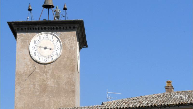 Cosa vedere ad Orvieto, la Torre del Moro