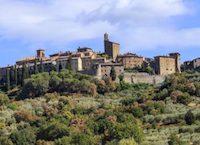 Panicale, il piccolo borgo medievale umbro
