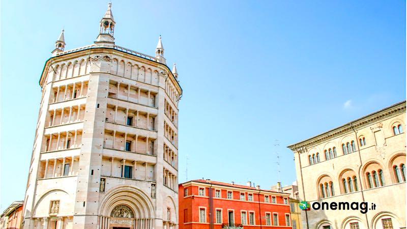 Ravenna, Battistero di Parma