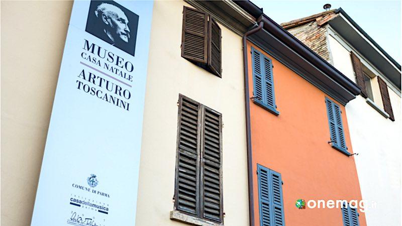 Parma, casa natale di Arturo Toscanini
