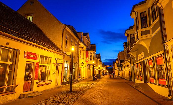 I luoghi da visitare in Estonia, Parnu