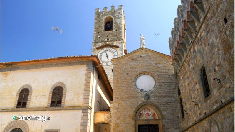 Passignano, Abbazia di San Michele Arcangelo
