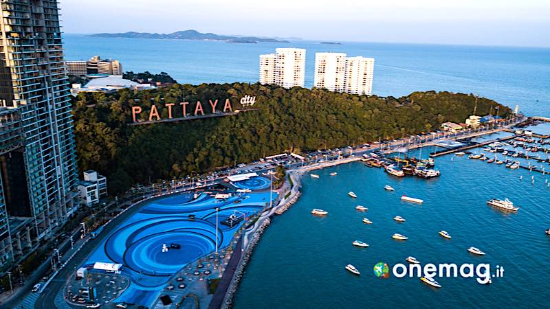 Pattaya, spiaggia