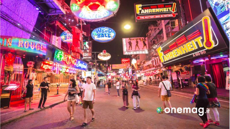 Pattaya, Walking Street
