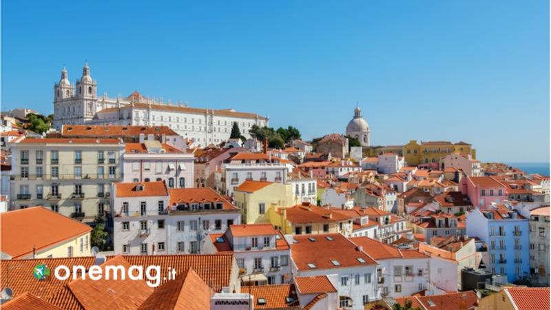 Cosa vedere in Portogallo, il quartiere Alfama di Lisbona