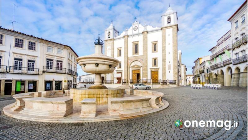 Cosa vedere in Portogallo, Evora