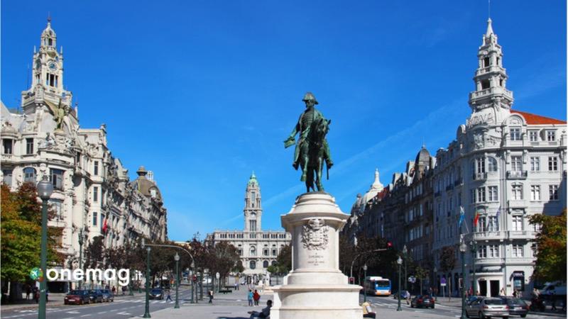 Cosa vedere in Portogallo, veduta di Porto