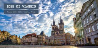 Piazza Città Vecchia Praga
