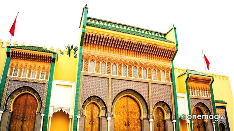 Rabat, palazzo Reale