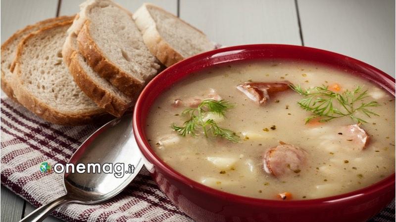 La gastronomia della Repubblica Ceca, zuppa tipica