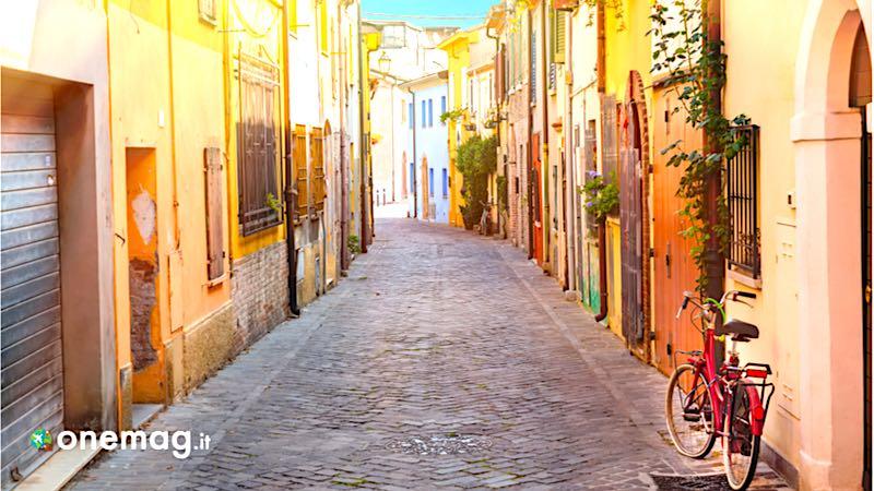 Rimini, il Borgo San Giuliano