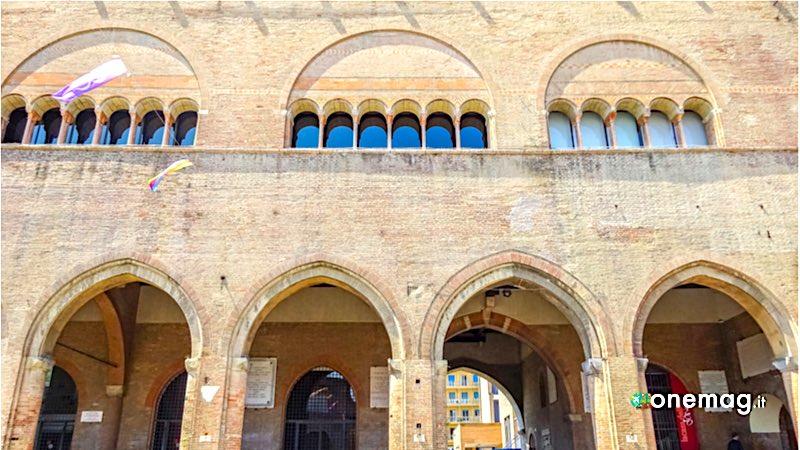 Rimini, il Palazzo del Podestà