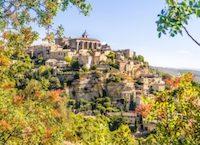 Visitare Roussillon, il paradiso rosso in Francia