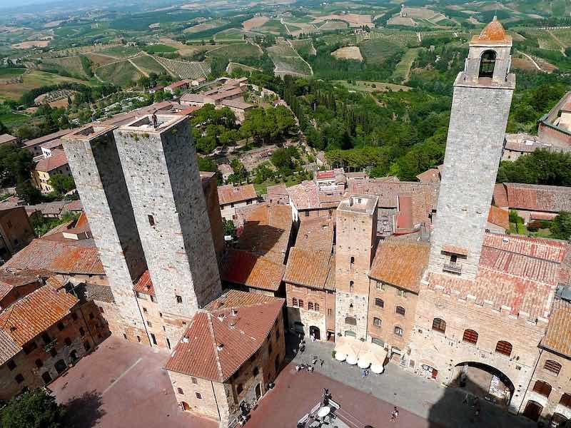 Visitare il Duomo di San Gimignano