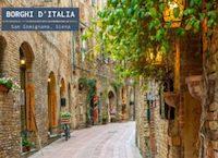 San Gimignano, il borgo collinare dalle 14 torri medievali