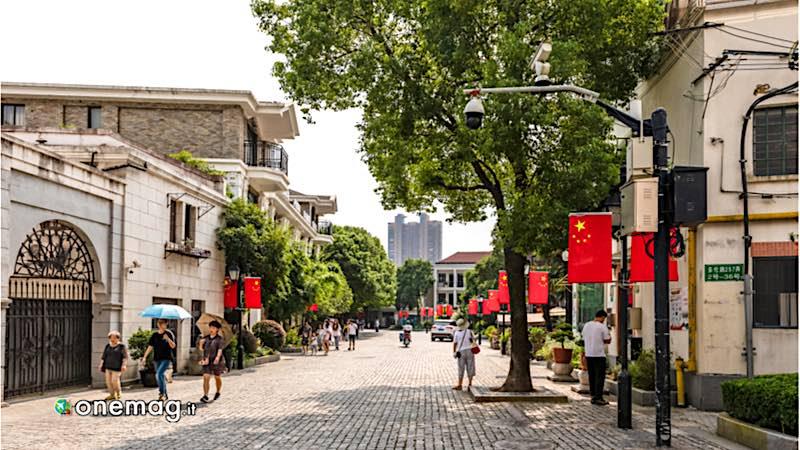 Shanghai, Hongkou Doulan Road